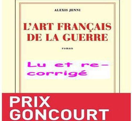 Goncourt 2011_les coquilles, Gallimard s'en tamponne le coquillard